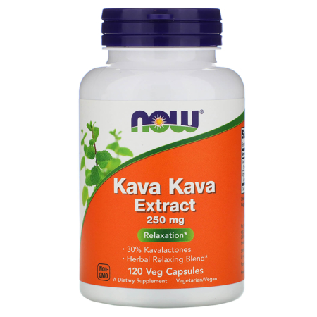 NOW Foods Kava Kava 250 mg