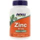 NOW Foods Zinc 50 mg (Gluconate) 250 Tabs