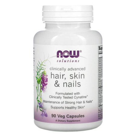 Now Foods Clinical Hair, Skin, Nails