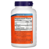Now Foods DHA-500 Double Strength Inhaltsstoffe Facts