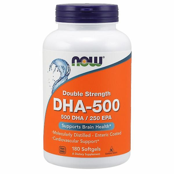 Now Foods DHA-500 Double Strength