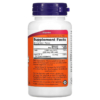 Now Foods Folic Acid 800 mcg Inhlatsstoffe Facts