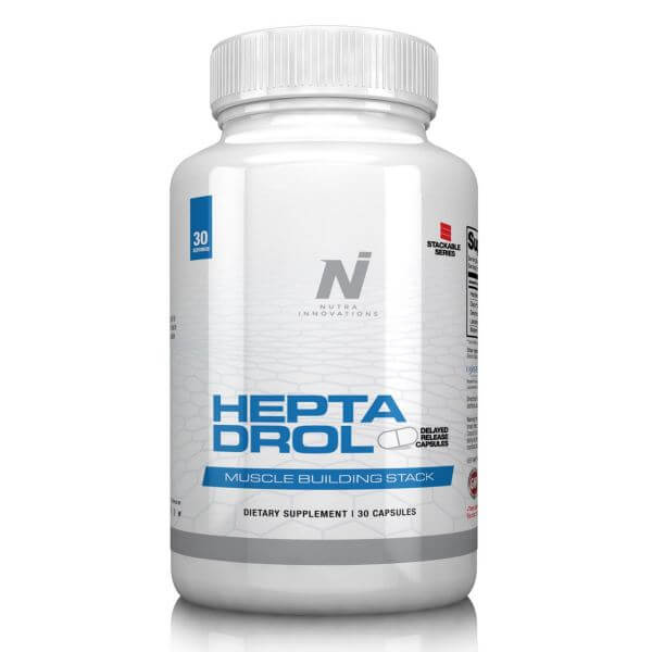 Nutra Innovations Heptadrol