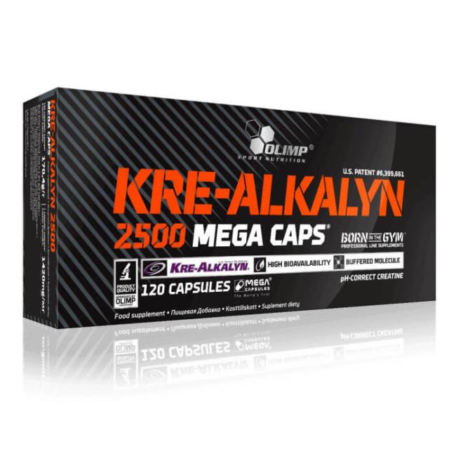 Olimp Kre-Alkalyn 2500 Mega Caps