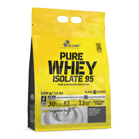 Olimp Nutrition Pure Whey Isolate 95 1800g