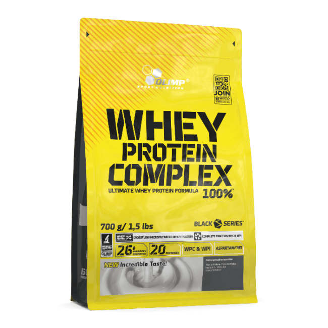 Olimp Nutrition Whey Protein Complex 100% 700g