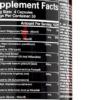 Olympus Labs K1NGS BLOOD Inhaltsstoffe Facts