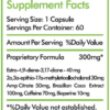 Orb Pharmaceuticals Ripfast Amped Inhaltsstoffe