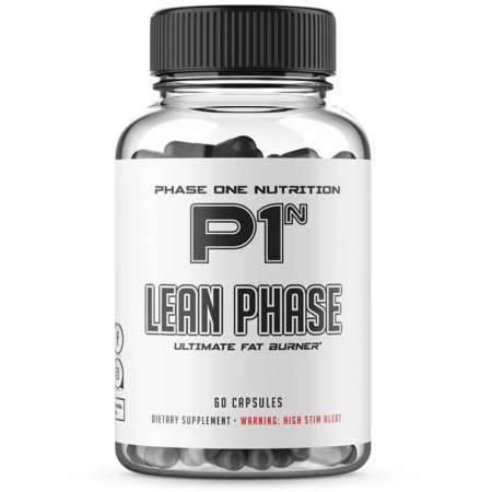 Phase One Nutrition Lean Phase