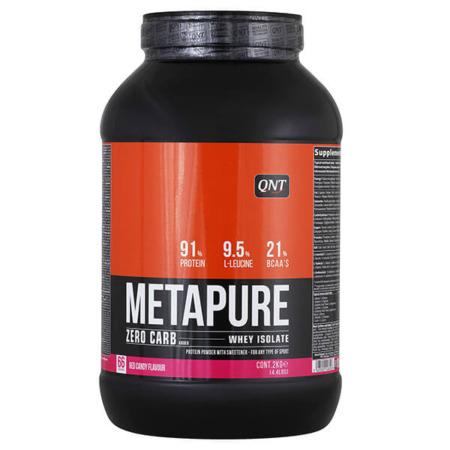 QNT Metapure Zero Carb Whey Isolate 2000g
