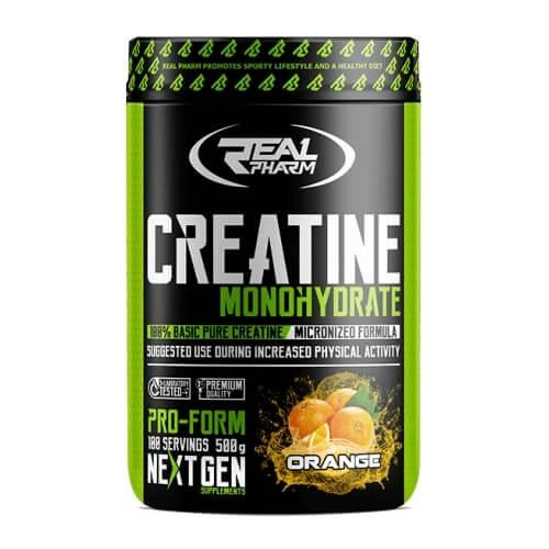 REAL PHARM CREATINE 500g