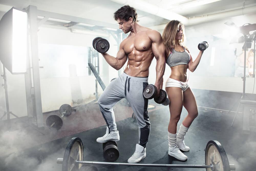Regelmäßiger Sport für schnelles Abnehmen