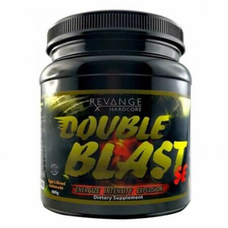 Revange Nutrition Double Blast. DMHA Booster kaufen