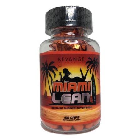 Revange Nutrition Miami Lean, US-Version