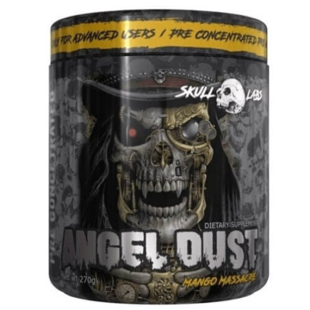 SKULL LABS - Angel Dust DMAA + DMHA Pre-Workout Booster
