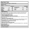 Scitec Nutrition Jumbo Professional 4400g Inhaltsstoffe