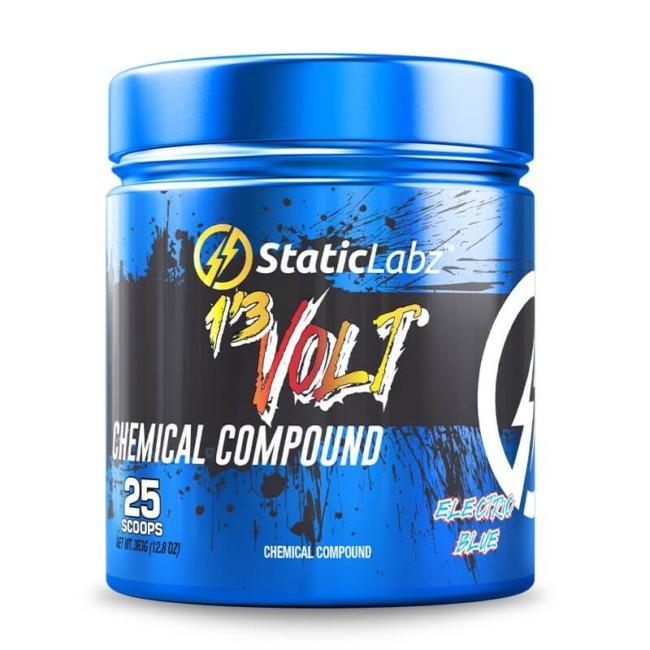 Static Labz 1,3 Volt DMAA