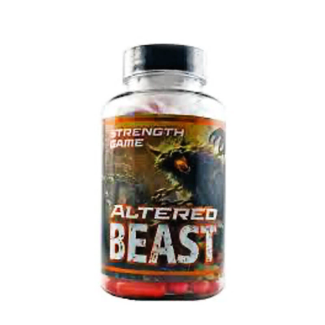 Strength Game Altered Beast