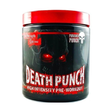 Strength Game Death Punch DMAA SARM