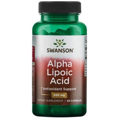 Swanson Alpha Lipoic Acid 600 mg