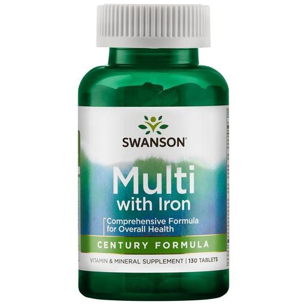 Swanson Multi with Iron