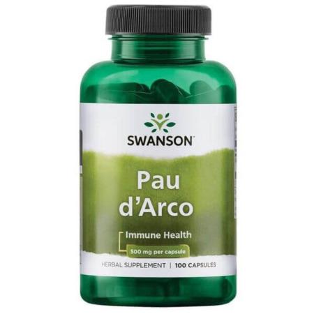 Swanson Premium Pau d'Arco 500 mg