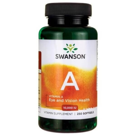 Swanson Vitamin A 10000 IU