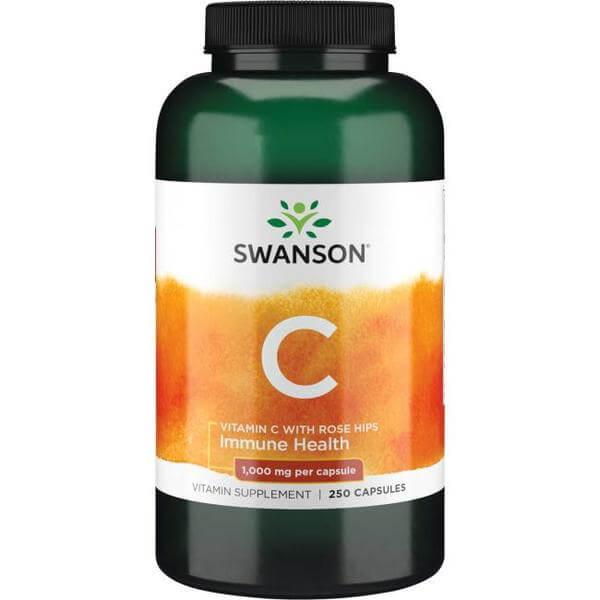Swanson Vitamin C 1000 mg