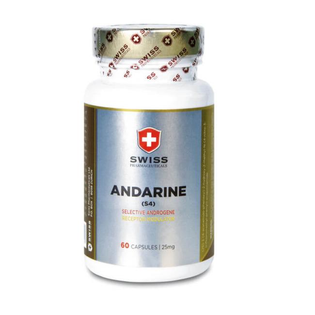 Swiss Pharmaceuticals Andarine (S4)