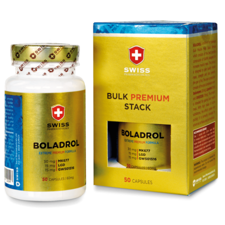 BOLADROL Swiss Pharmaceuticals SARMS Stack