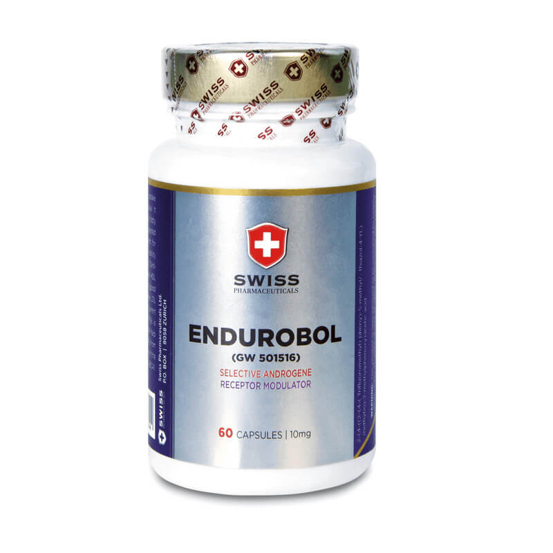 Swiss Pharmaceuticals ENDUROBOL GW 501516