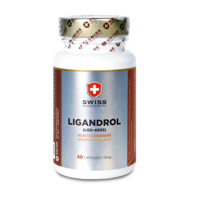 Swiss Pharmaceuticals Ligandrol (LGD-4033) 10mg