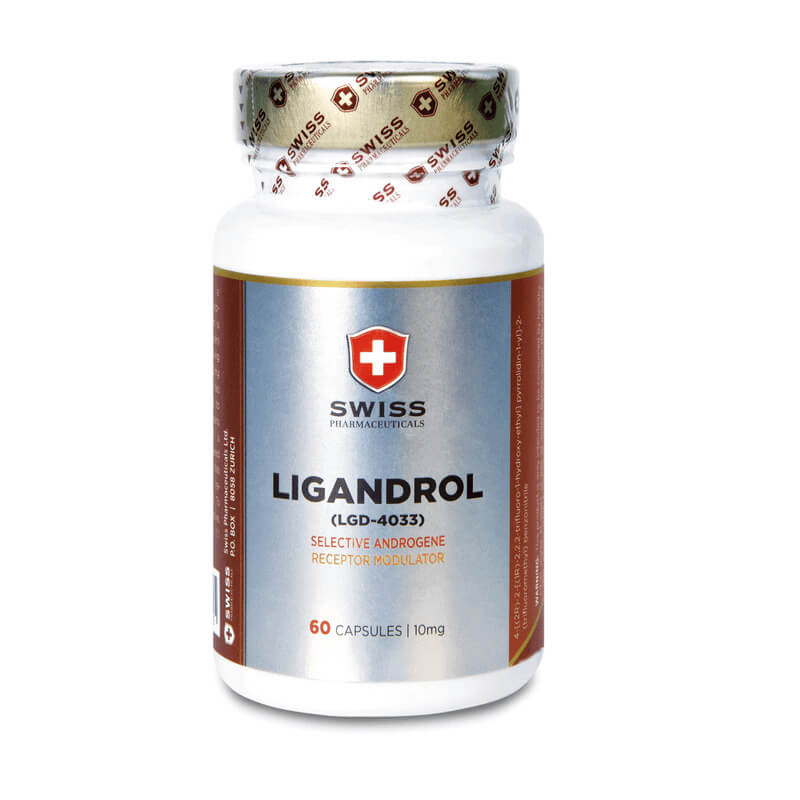 Swiss Pharmaceuticals Ligandrol (LGD-4033)