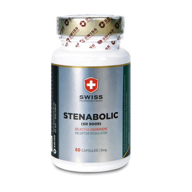 Swiss Pharmaceuticals STENABOLIC SR9009