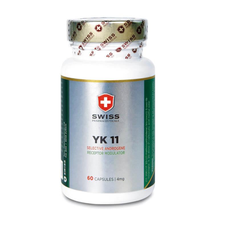 Swiss Pharmaceuticals YK-11