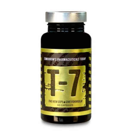 T7 Zion Labs Fatburner mit Ephedrin, DMAA und DMHA