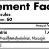TESTABOLAN - iForce Nutrition Inhaltsstoffe Facts