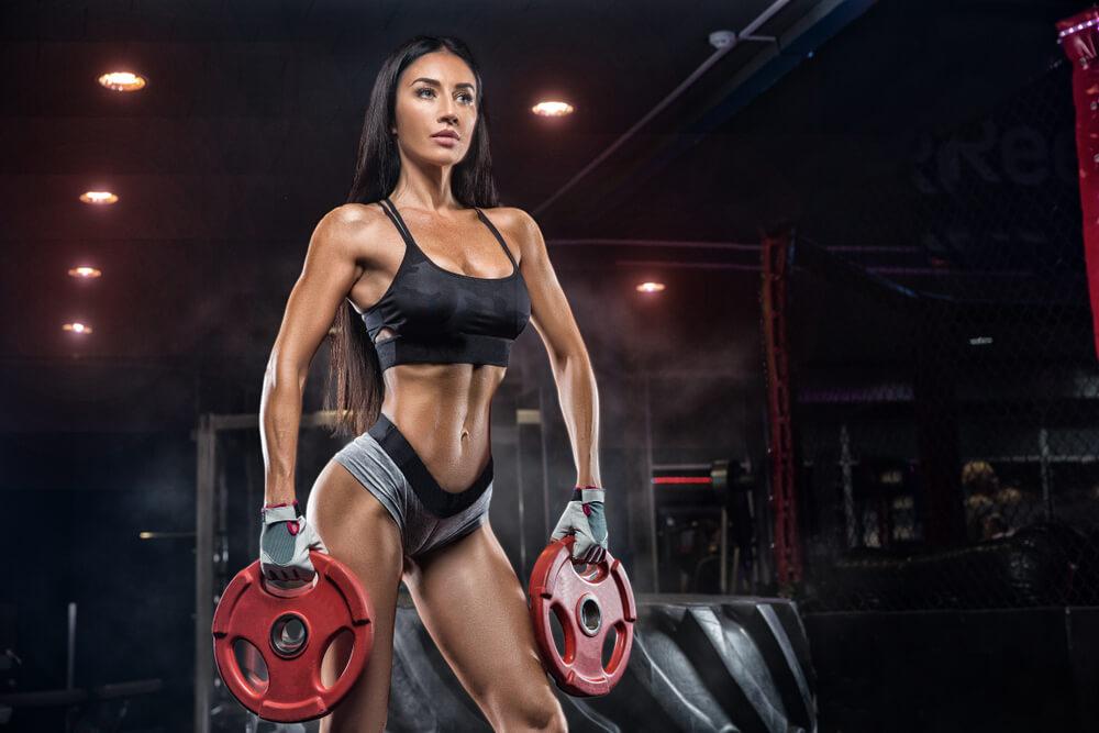 Trainingsbooster für Frauen