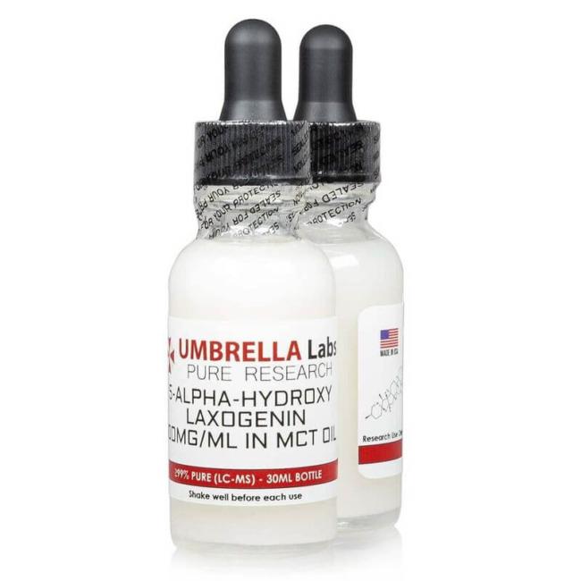 UMBRELLA Labs 5-ALPHA-HYDROXY LAXOGENIN