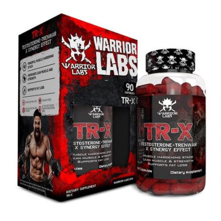Warrior Labs TR-X Prohormon Stack