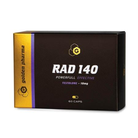 golden pharma RAD 140