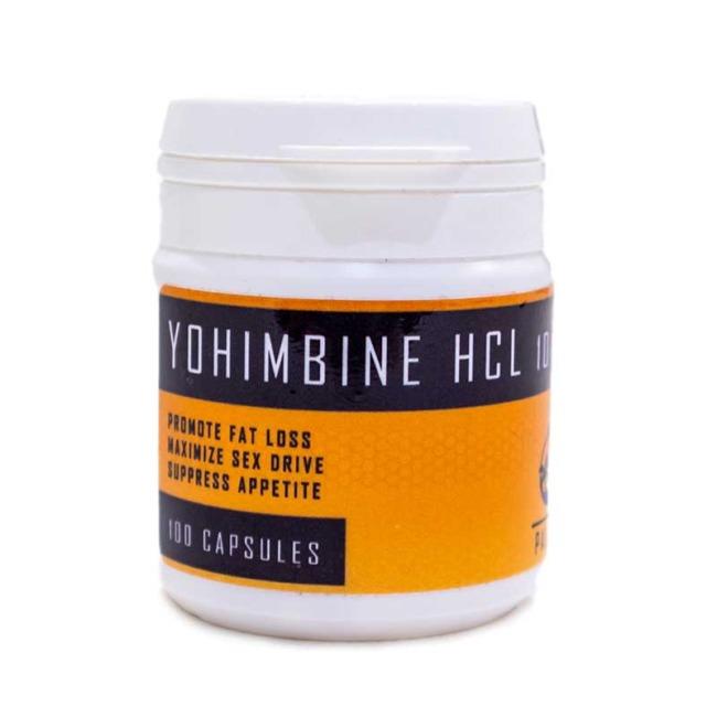 Palmas Yohimbine hcl 10mg